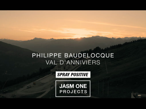 SPRAY POSITIVE – ANNIVIERS – PHILIPPE BAUDELOCQUE